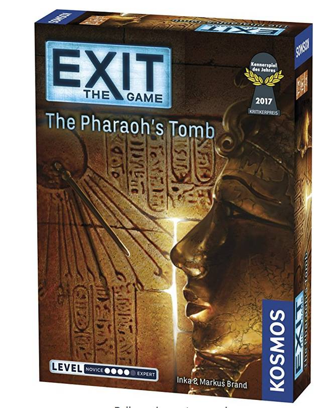 Continuum Games Exit: The Pharaoh's Tomb