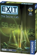 Continuum Games Exit: The Secret Lab
