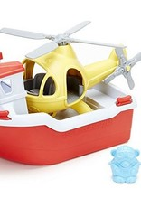Continuum Games Rescue Boat & Helicopter