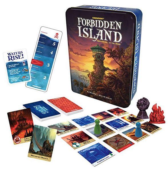 Continuum Games Forbidden Island