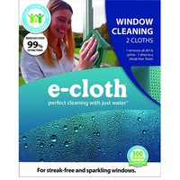 e-cloth Window Clean Clothes 2 pk.