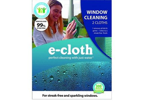 e-cloth e-cloth Window Clean Cloths 2 pk.