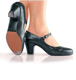 SoDanca FL12-Flamenco Shoes-Black
