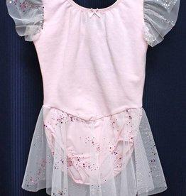MotionWear 4052-Dance Dress-PINK-MEDIUM CHILD