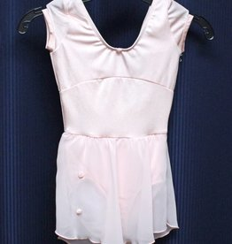 Bloch CL3432-Dance Dress-PINK-6X7 CHILD