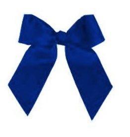 MotionWear 9330-Cheer Kids Hair Ribbons-ROYAL-2 1/4
