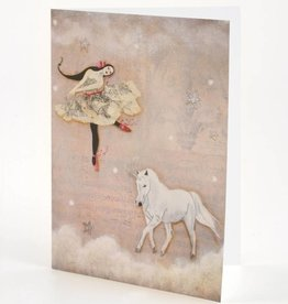B Plus 202VV02-Vanessa Valencia Cards Embossing 5''x 7''-In a dream