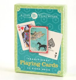 B Plus 902VV03-Playing Cards Theater of Dream