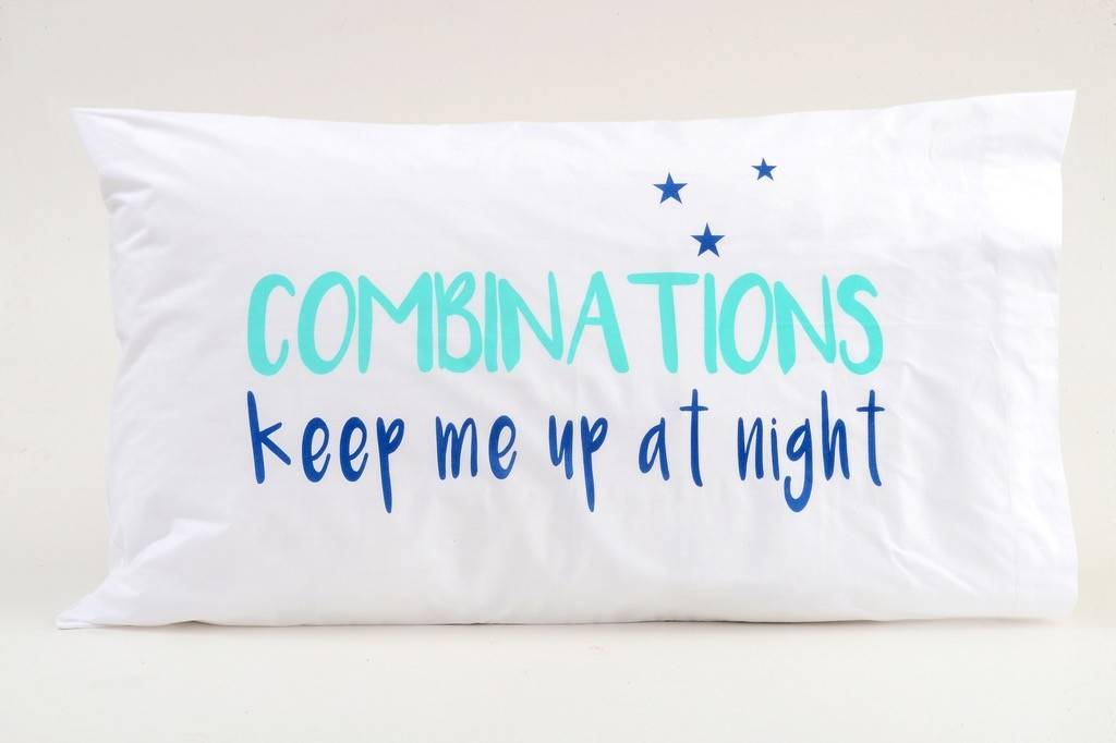 B Plus 950CC-Chit Chat Pillowcase Set