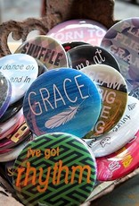 B Plus 750CC-74 Sayings For Dancers Chit Chat Pocket Mirroirs 3''diameter