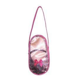 Horizon Dance HD-3403-Bag In The Shape Of Ballet Shoes.