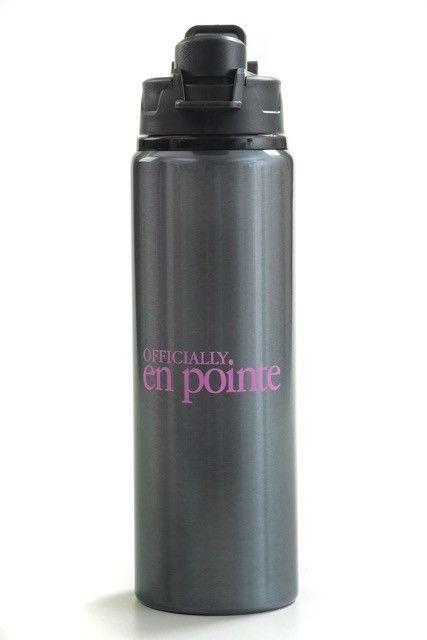 B Plus 710CC37-Officaly En pointe Aluminium Water Bottle