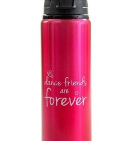 B Plus 710CC59-Dance Friends Are Forever Aluminium Water Bottle