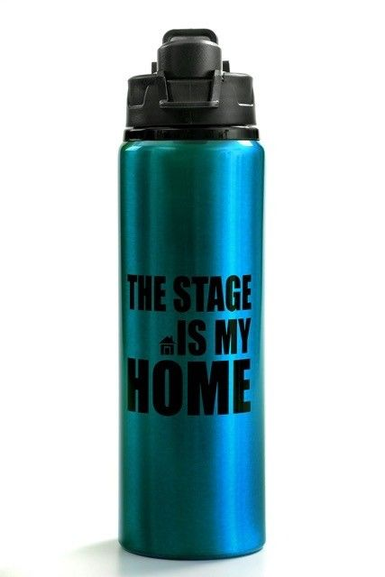 B Plus 710CC72-The Stage is My Home Aluminium Water Bottle