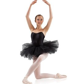 "Leo DanceWear LD138LT-Bando Tutu 5 graduated layers-ADULT 12""-ONESIZE"