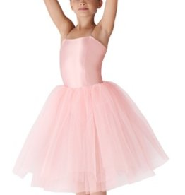 Leo DanceWear LD137CT-Tutu Performance Juliet Soft Tulle 3 Layers OneSize Child 20""