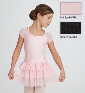 Capezio T1021C-Tiered Skirt