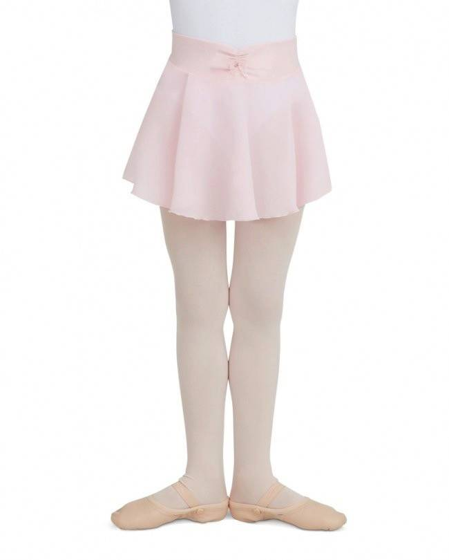 Capezio N9635C-Pull On Skirt Georgette