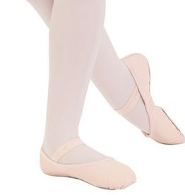 Capezio 200-Teknik Full Sole Leather Ballet slipper