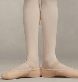 Capezio 205C-Daisy Leather Full Sole Ballet Slipper Child