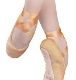 Sansha SANSHA-Recital Pointe Shoes Shank: Medium