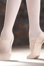 Capezio 2037C-Hamani Ballet Split Sole 4 Way Stretch Canvas Child