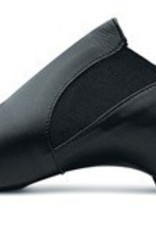 Bloch S0499-Elasta Bootie Jazz shoe-BLACK