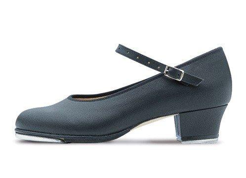 Bloch S0323L-Showtapper Tap Shoe-BLK