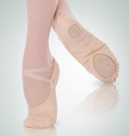 Angelo Luzio 246A-Canvas Ballet Slipper Wendy total STRETCH-PCH