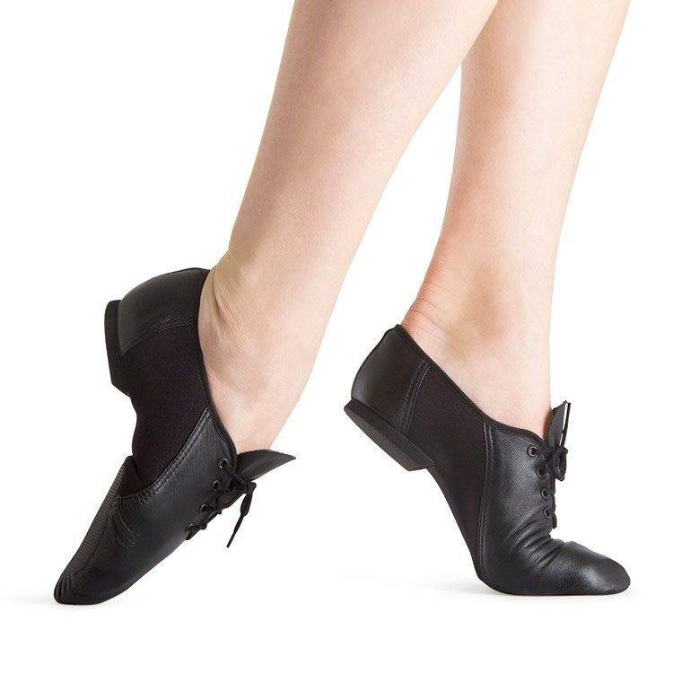 Bloch S0493L-Neo Jazz Shoes-BLACK