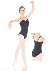 Mondor 41099-Cami Leotard Child-BLACK