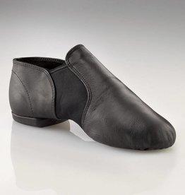 Capezio CG15-Stretch Jazz Ankle Boot-BLACK