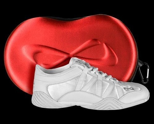 MotionWear 0912-Nfinity Evolution Adult Shoes-WHITE