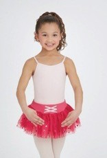 Capezio IM342C-Pull On Skirt-HOT PINK