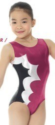Mondor 7856-Gym Thank Leotard-CARMINE