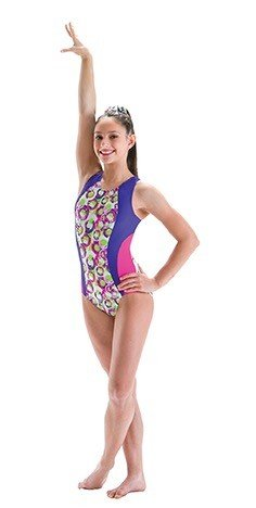 MotionWear 1370-Gym Leotard-ORBITAL