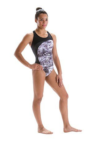 MotionWear 1228-Gym Leotard-ELECTRA