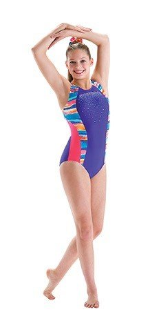 MotionWear 1165-Gym Thank Leotard-BREEZE