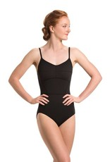 AinslieWear 164-Cami Leotard-BLACK