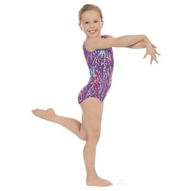Eurotard 4789-Under The Sea Gym Leotard-PURPLE