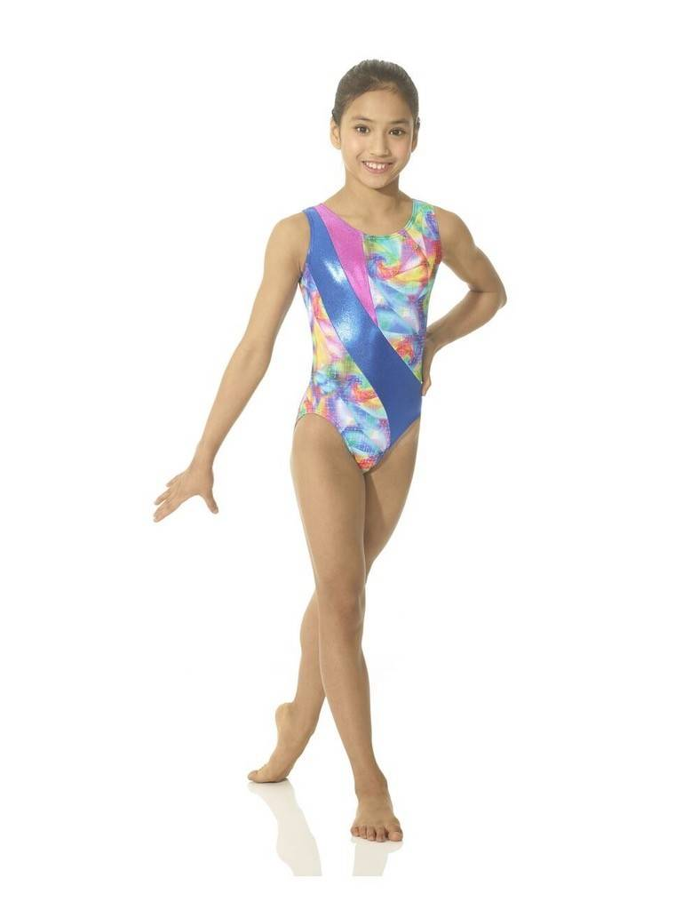 Mondor 17871-Gym Tank Leotard-PX