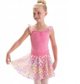 MotionWear 1011-147-Pull-On Wrap Skirt