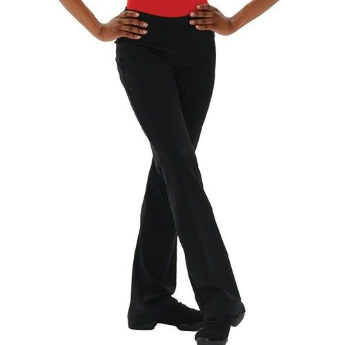 Capezio TB118X-Jazz Pants-BLACK