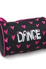 Danshuz B965-Hearts For Dance Duffel