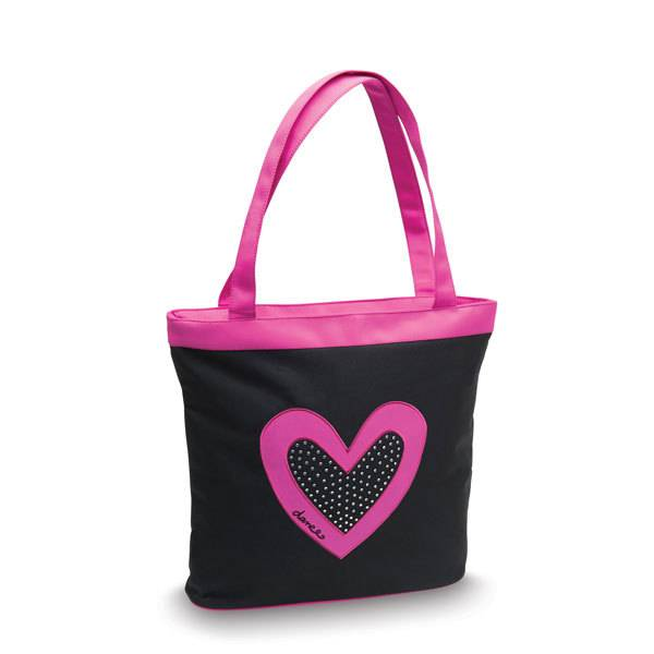 Danshuz B976-Dancer's Heart ToTe