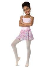 Danshuz 2605C-Flower Print Skirt Child