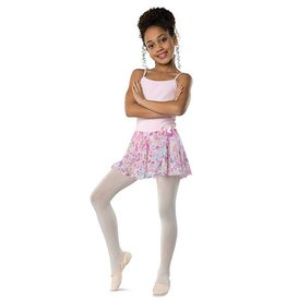 Danshuz 2605C-Flower Print Skirt Child