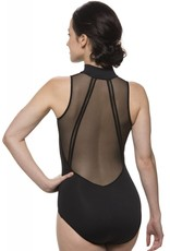 AinslieWear 1065ME-Bryn With Mesh And Zoe Elastic-BLACK