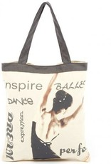 Dasha 4973-4973 Graceful Dancer Tote