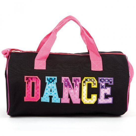 Dasha 4997-Multicolor Dance Duffle